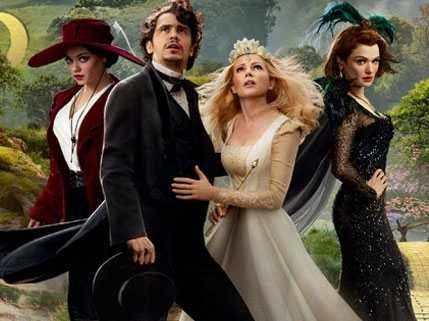 cast of Oz The Great and Powerful