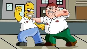 Homer vs. Peter