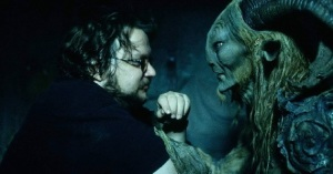 Guillermo-Del-Toro-and-Doug-Jones-on-the-set-of-Pans-Labyrinth