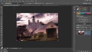 Photoshop-CS6-Advanced-Tutorial-Crop-Tool